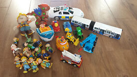 Toy Vehicle Bundle