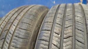 2X 235 65 16 Michelin Defender All Season Tires 1