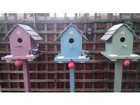 Bird 🐦 houses/tables