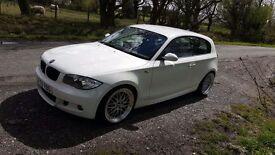 BMW 1 SERIES 2.0 PETROL M SPORT 118i (116i 120i 130i MSPORT)