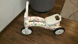 Bunzi 2 In 1 Gradual Balance Bike Limited Ed. kids bike