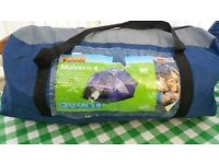 HALFORDS MALVERN 4 PERSON TENT