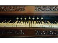 Antique Harmonium.