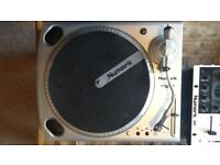 Numark TT1610 Turntable PAIR great condition with needles