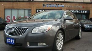 2011 Buick Regal CXL/LEATHER/SUNROOF/NAVIGATION