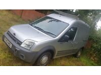2002 Ford Transit connect 1.8 Tdci Silver LWB