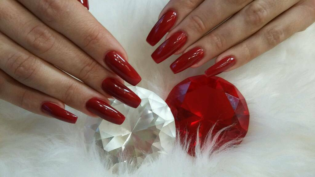 Manicure Pedicure Shellac GBP15 Gel Nails Extension Acrylic In Leytonstone