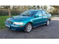 2000 VOLVO S40 SALOON £150 NO OFFERS