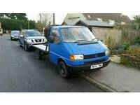 Volkswagen Transporter Recovery truck - T4, diesel everything included!