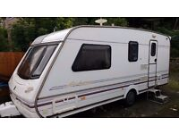 *spares or repair* Abbey Archway Royale 520 4 berth