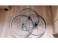 Mavic cosmos wheels 700c