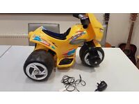Avigo Samurai trike Battery Operated.