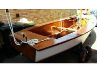 Signet Sailing Boat