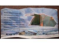 Regatta 4 man wow tent
