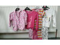 Girls Pyjama Sets Aged 3-4