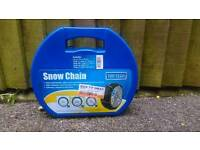 Snow Chains for Various Tyre Sizes