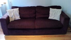 Sofa - Chocolate colour