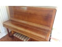 Free Karl Lange Upright Piano!