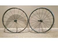 Shimano Dura Ace C24 wheelset