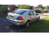Ford Mondeo 2.0 TDCi ONE Year MOT