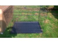 dog cages/crates