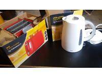 Sainsburys kettle and toaster!