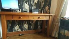 Table/ side board