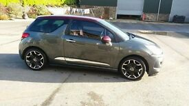 **Citroen DS3 e-hdi Airdream** excellent condition