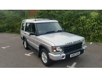 Landrover Discovery TD5 7 Seater