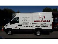 A1 Piano Removals - Low Cost moving,Small Moves,Single item delivery. Small Company = Small prices