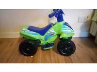 Kids electric quad bike