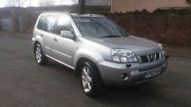 2007(07)NISSAN X-TRAIL 2.2 DCi AVENTURA MET SILVER,BIG SPEC,6 SPEED,NICE TRUCK,GREAT VALUE