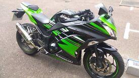 Kawasaki ninja 300 KRT 2016 (66)