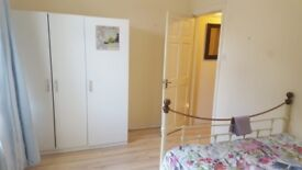 ALL BILLS ARE INCLUDED & FURNISHED - Double Bed, Very clean & quiet room, safe, clean like your home