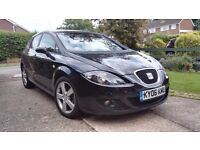 Seat Leon 2.0 Diesel, Service History, 2006, One Owner From New, 115000 Miles