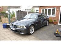 2001 BMW 530D SE Grey (CAT-D)