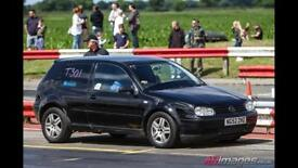 Volkswagen Golf 1.9 gttdi pd130 drag car