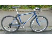 Edinburgh Contour Bicycle For Sale in Great Riding Order and Excellent Condition