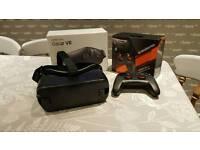 Samsung Galaxy Gear VR Version 2 plus Bluetooth Controller