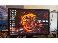 Samsung SyncMaster 2443BW gaming monitor