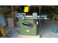 Startrite 400S single phase saw bench with 125mm cut