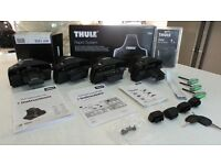 BOXED THULE 754 +1333 + 544 RAPID SYSTEM FOOTPACK KIT TO FIT MITSUBISHI GRANDIS FOR A ROOF RACK/BARS