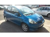 EXCEPTIONAL ONLY 21k MILES! 2006 (56) HONDA JAZZ SE CVT Variable Speed Automatic Petrol 2 Owners