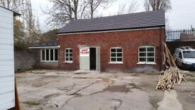 Beautiful newly reburbed unit Walsalll- Ideal photographers studio/ small work shop/factory/offices