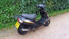 Longjia Digita 51 Moped