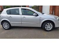 Vauxhall astra long mot service history cheap on fuel tax cd alloy tidy big boot £795
