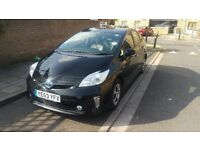Prius 63 plates pco - phv for hire UBER ready