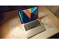 13.3-inch MacBook Pro 2.8GHz Dual-core Intel i7 with Retina Display