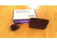 Talktalk Huawei HG533 Wireless Router N ADSL2+ Router