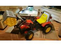 Brand New ride on traktor